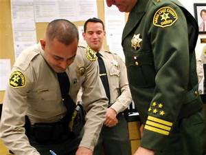 Watsonville High Product, Three Others, Join Sheriff's ...