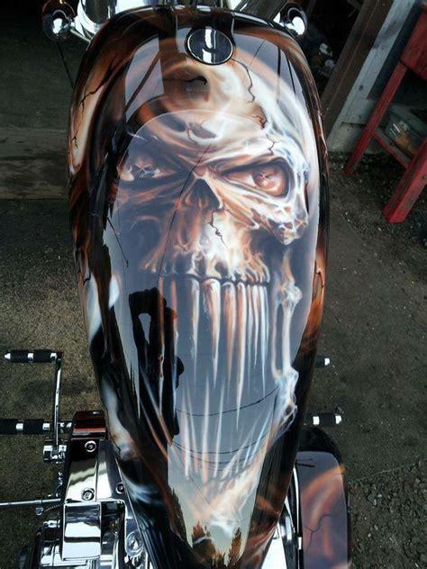sick my style motorcycle paint jobs custom paint