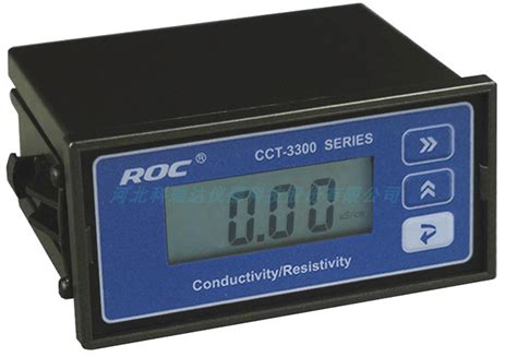 corida cct    series conductivity instrument controller