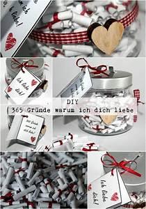 Geschenkideen Für Adventskalender : die perfekte geschenkidee diy 365 gr nde warum ich dich liebe selber machen diycarinchen ~ Orissabook.com Haus und Dekorationen