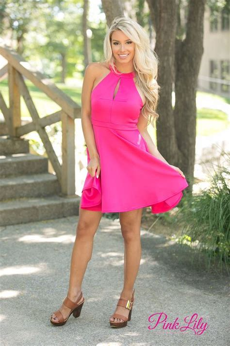 Stunning Hot Pink Summer Outfit Styling For Girls