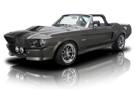 Eleanor Mustang Replica, Builder, For Sale, 1967 Ford
