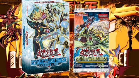 yugioh structure decks link yu gi oh structure deck cyberse link and spirit warriors