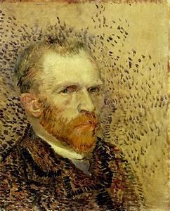 ART & ARTISTS: Vincent van Gogh self