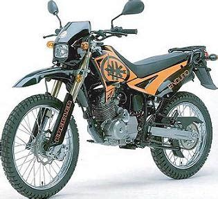 125ccm motorrad yamaha kawasaki klx kreidler enduro oder yamaha dt 125 ccm