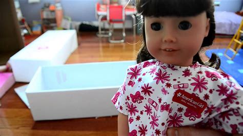 samantha  home   doll hospital youtube