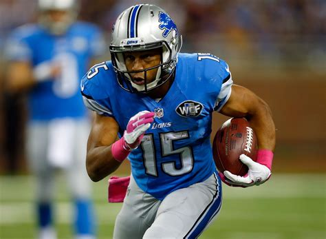Golden Tate Detroit Lions