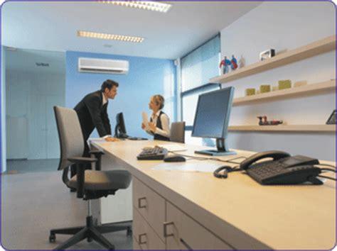 bureau et commerce climatisation bureau commerce confort et efficacité
