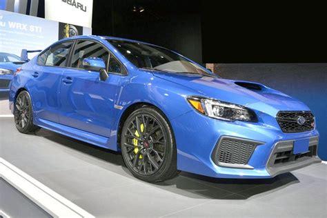 2019 Subaru Wrx Sti Interior Impreza Petalmistcom