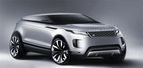 2020 Range Rover Evoque by 2020 Range Rover Evoque Review Autoevolution