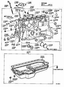 Toyota Cressida Gasket  Oil Pan  Engine