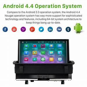 Android 7 1 Radio 8 Inch Gps Navigation For 2011