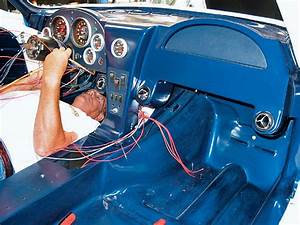 Wiring A 1963 Chevy Corvette Grand Sport