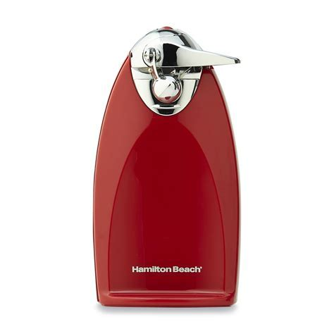 Red Electric Can Opener: A Must Have Appliance from Kmart