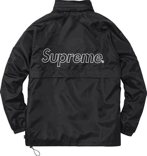 Vintage Supreme Clothing - supreme windbreaker clothes kl 228 der
