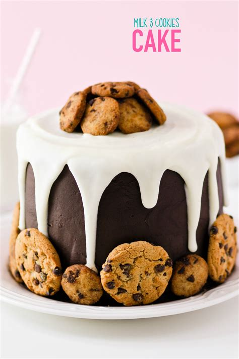 cookies and cake milk and cookies cake confessions of a cookbook