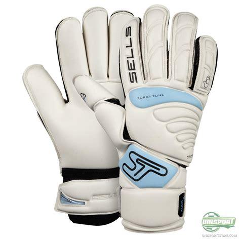 Sells - Goalkeeper Glove Total Contact Aqua   www ...