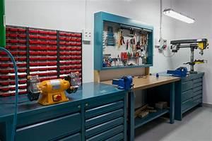 Atelier Einrichten Tipps : der weg zu einer professionellen werkstatt betriebseinrichtung von a ~ Markanthonyermac.com Haus und Dekorationen