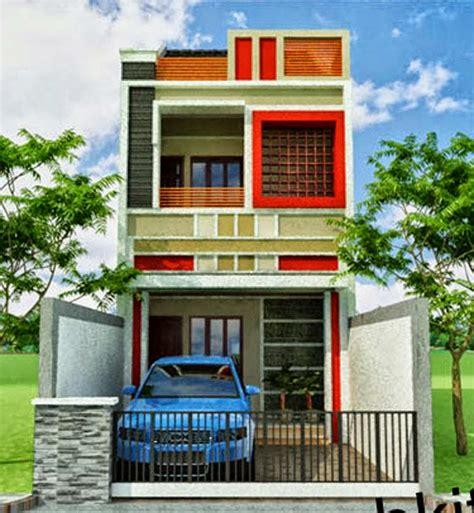 gambar rumah minimalis  lantai type   desain rumah