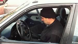 Funny - 1990 Honda Civic Automatic Seat Belt