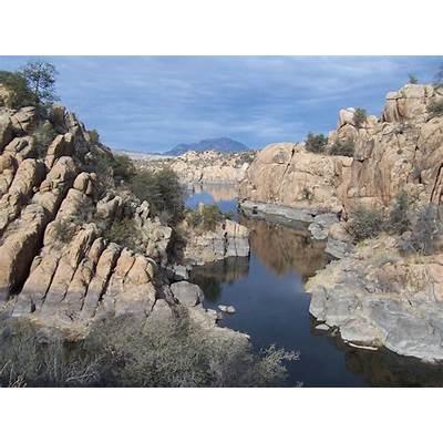 Granite Dells. Prescott ArizonaThe Dells near