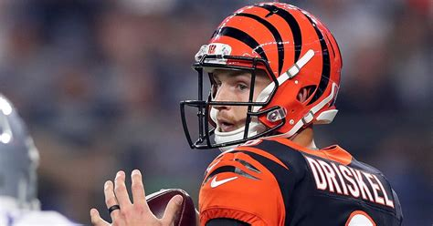 jeff driskel    bengals  option