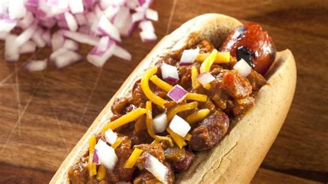 copycat aw beef chili dogs
