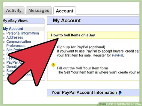 Sale Ebay by How To Sell Books On Ebay 6 Steps With Pictures Wikihow