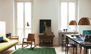 Idee per arredare un monolocale open space: le pareti divisorie in legno CASAfacile