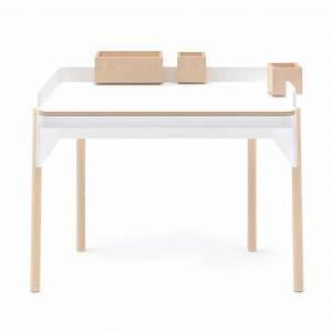 Schreibtisch Für Kinder : oeuf kinder schreibtisch brooklyn wei bei kinder r ume ~ Michelbontemps.com Haus und Dekorationen
