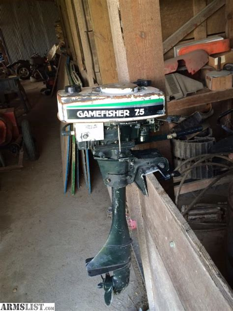 Boat Motors At Sears by Sears Gamefisher Outboard Motor Serial Number