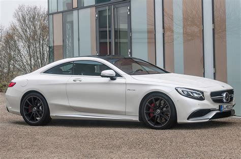 2015 S63 Amg Coupe by 2015 Mercedes S63 Amg Coupe 4matic Revealed Motor