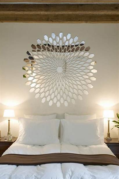Mirror Decoration Bedroom Tile Mirrored Centerpiece Bold