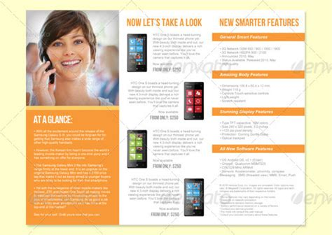 Free Orange Business Tri Fold Brochure Template Psd Titanui 50 Premium Free Psd Tri Fold Brochureb Templates For