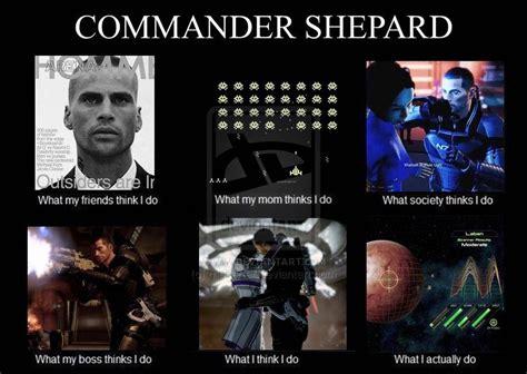 Mass Effect Meme - commander shepard meme by rnpcarter deviantart com on deviantart i shepard pinterest