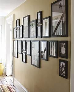 Fotos Schön Aufhängen : die besten 25 bilderwand ideen auf pinterest bilder ~ Lizthompson.info Haus und Dekorationen