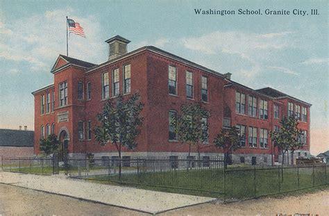 washington school granite city illinois washington