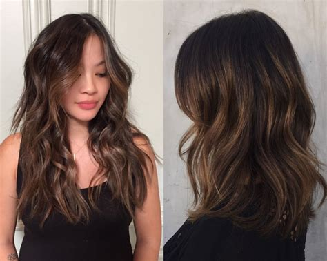 Hottest Gloss Smudge Hair Color Trends 2017 Summer