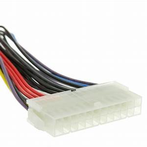 12 Inch  Atx Power Supply Extension  24 Pin