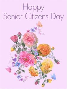 We Have Fun Together! Happy Senior Citizens Day Card ...