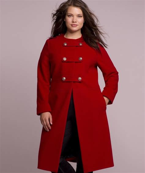 womens  size winter coats high fashion update