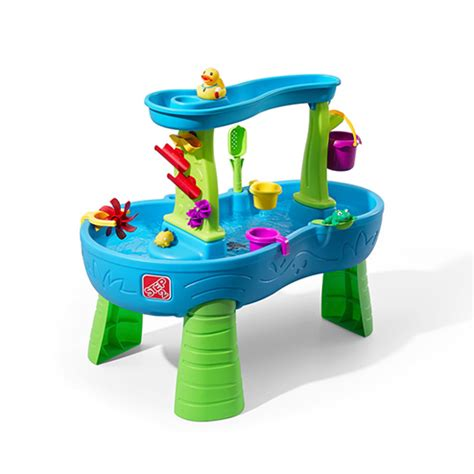 step 2 water table kids toys playhouses wagons outdoor toys step2