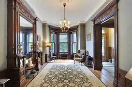 Stylish Victorian Home Interiors Prospect Park Place West Victorian Interior Woodwork Desig Flickr