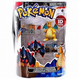 pokemon toys boldore vs dragonite 2 pack