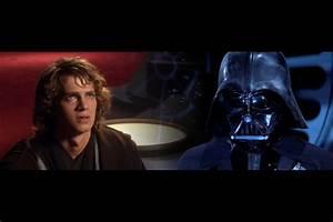 Anakin And Vader By Hitokirivader On Deviantart