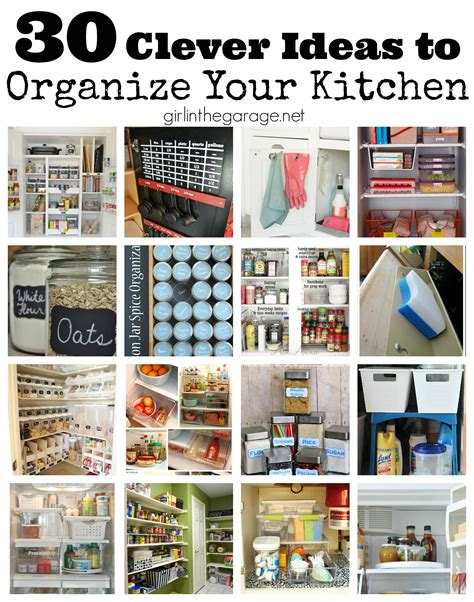ideas to organize kitchen organizing house beautiful loversiq