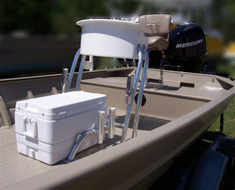 Boat Half Tower For Sale by Custom Boat Poling Platforms And Towers Fabricated In