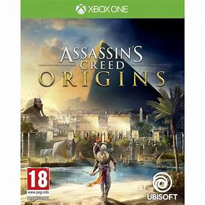 Assassin's Creed Origins Xbox One Game - ozgameshop.com