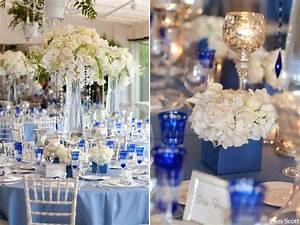 la valencia hotel la jolla cobalt blue wedding karen With blue and silver wedding ideas