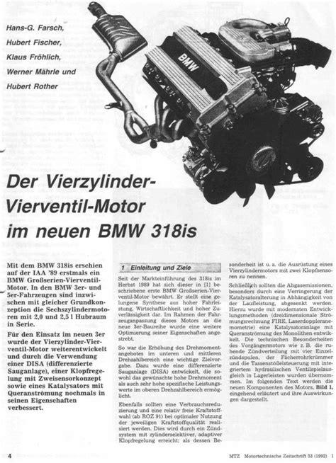 turbo do bmw 318is e30 e36 elektroda pl